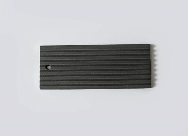 Hitzeschutzplatten aus Guss